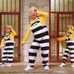 いとうあさこ&りんあんちゃんがミニオンダンスを披露!ついつい一緒に踊りたくなっちゃう♪―『怪盗グルーのミニオン大脱走』特別映像解禁