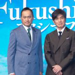 「絶対に忘れてはいけないこと」―『Fukushima 50』クランクアップ記者会見に佐藤浩市、渡辺謙登壇