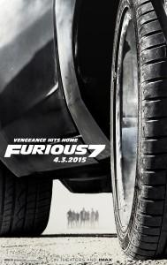 Furious7 Poster