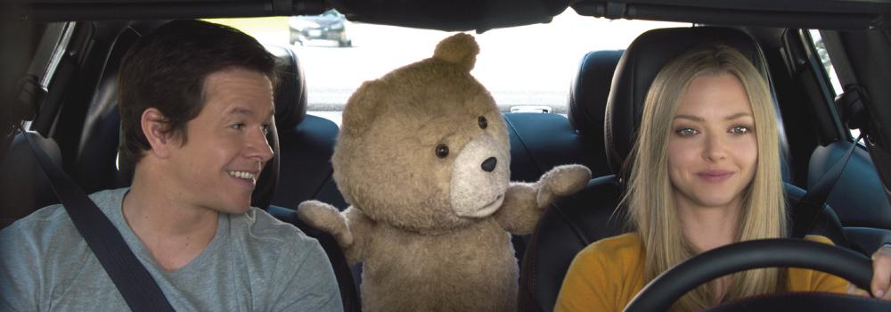 『テッド2』ヘッダー